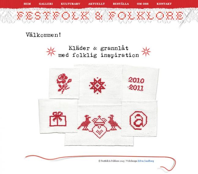 Festfolk & Folklore